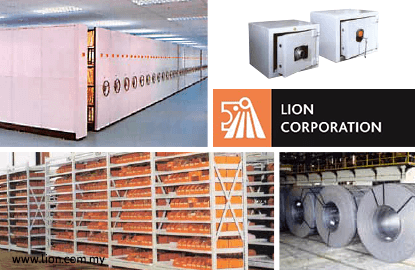Lion Corp to dispose of property, assets for RM64 mil