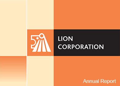 Lion Corp's 1Q net loss doubles