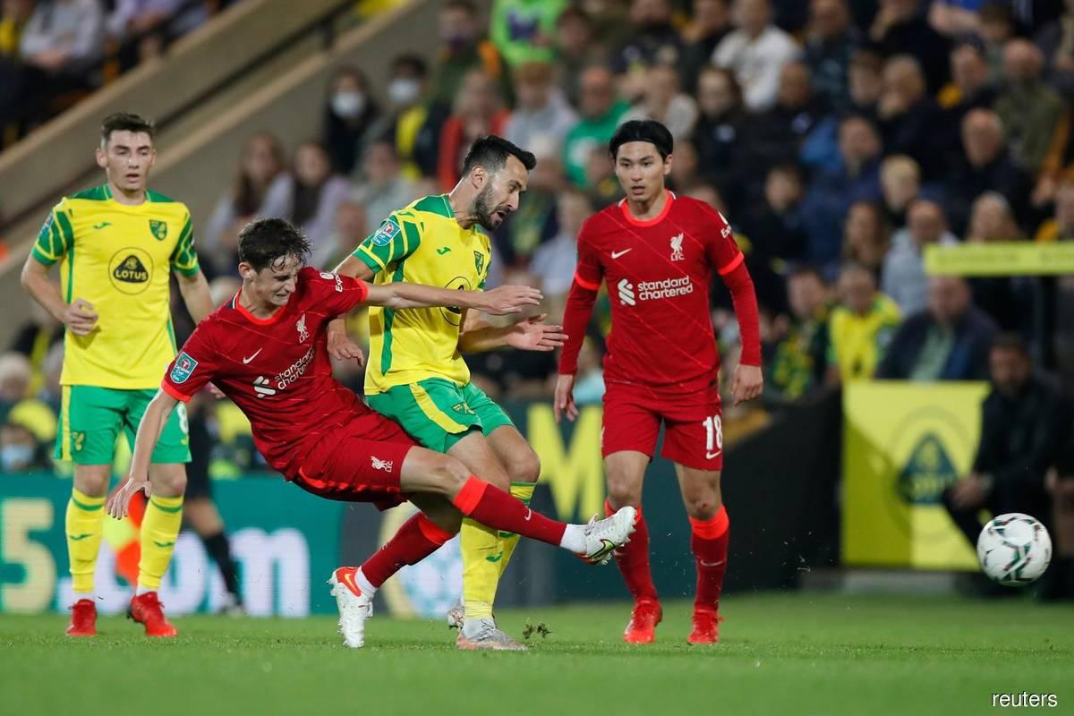 Liverpool boss Klopp full of praise for returning Minamino