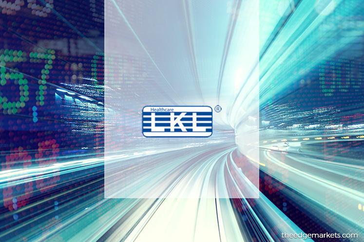Stock With Momentum: LKL International