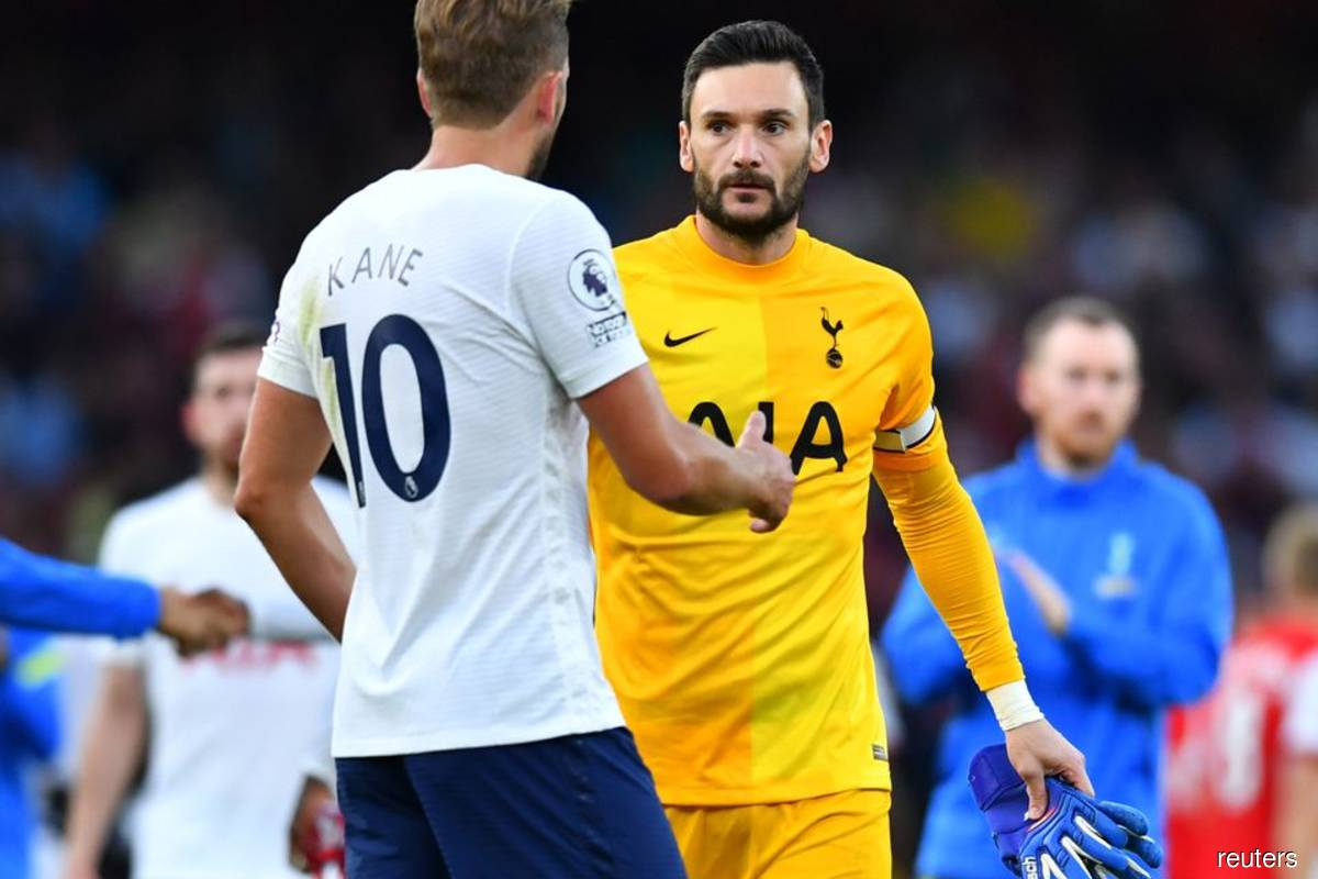 We got smashed, says Tottenham keeper Lloris after Arsenal defeat