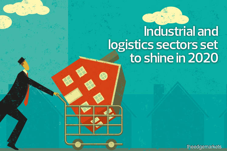 International consultants: Industrial and logistics sectors set to shine in 2020