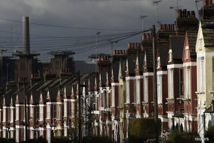 UK house prices edge up but Brexit drag persists