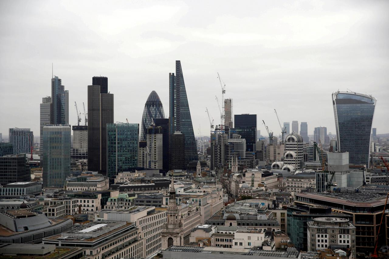 Brexit prompts 7,500 City jobs, $1.2 trillion pounds to leave UK