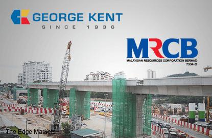 Prasarana appoints MRCB-George Kent JV as PDP for RM9b LRT3