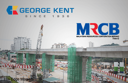MRCB, George Kent fall after Putrajaya urged to reconsider LRT3's PDP appointment