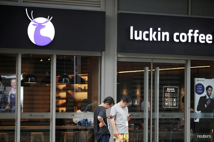 Starbucks rival Luckin Coffee files for IPO, eyes China dominance