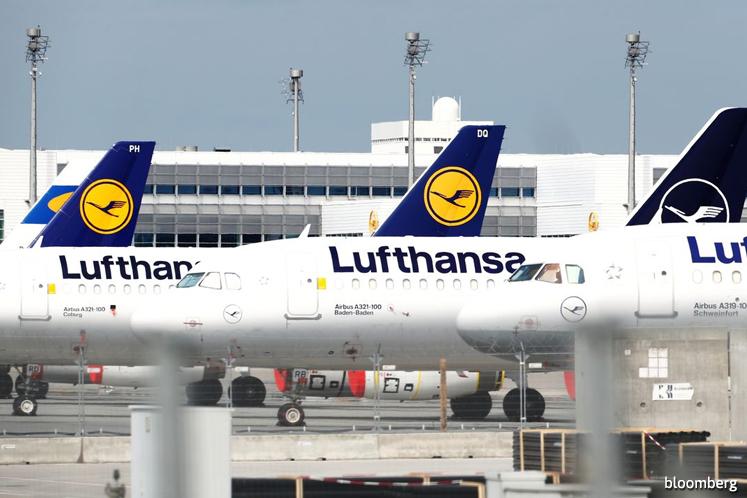 Merkel says Lufthansa deal close as airline warns on urgency