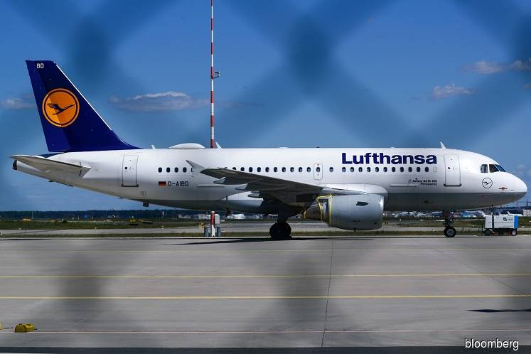 Germany's Lufthansa gets massive $10B bailout to keep it flying
