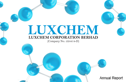 Luxchem dips 3.51% on profit-taking after outstanding 1Q results