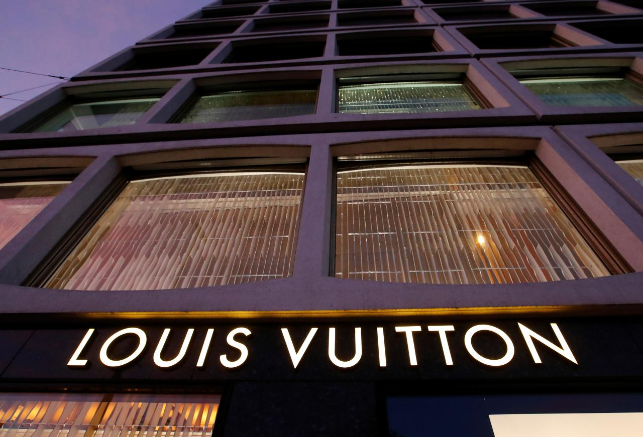 LVMH shrugs off Hong Kong pain with Vuitton sales boom