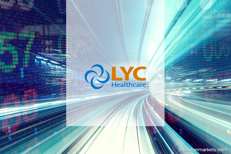Stock With Momentum: LYC Healthcare