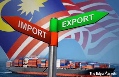 Malaysia's Jan exports up 13.6% on year, imports rise 16.1%