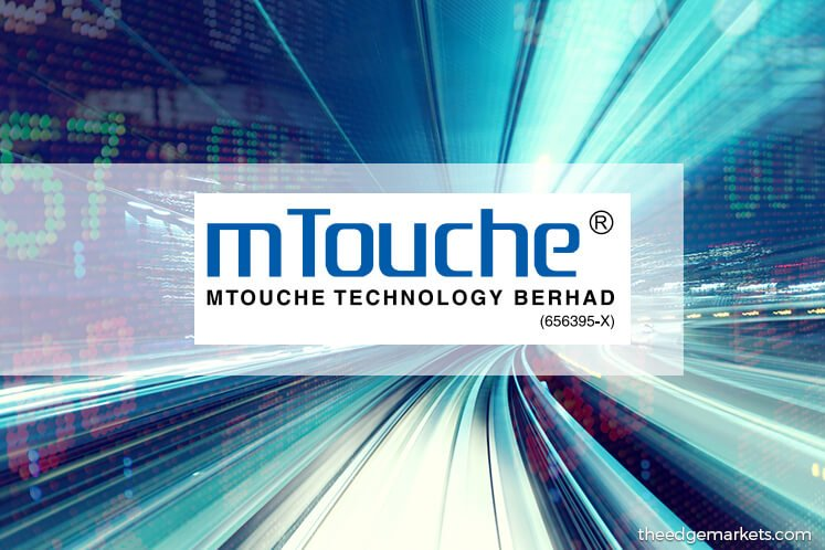 Stock With Momentum: mTouche Technology
