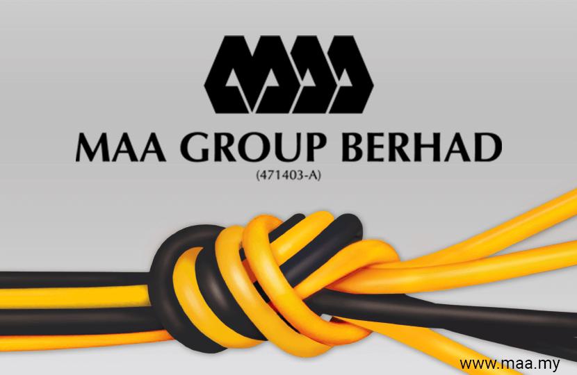 MAA declares second interim dividend of 3 sen per share