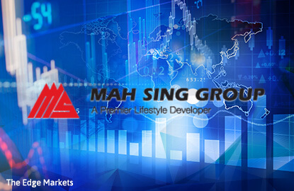 Stock With Momentum: Mah Sing Group