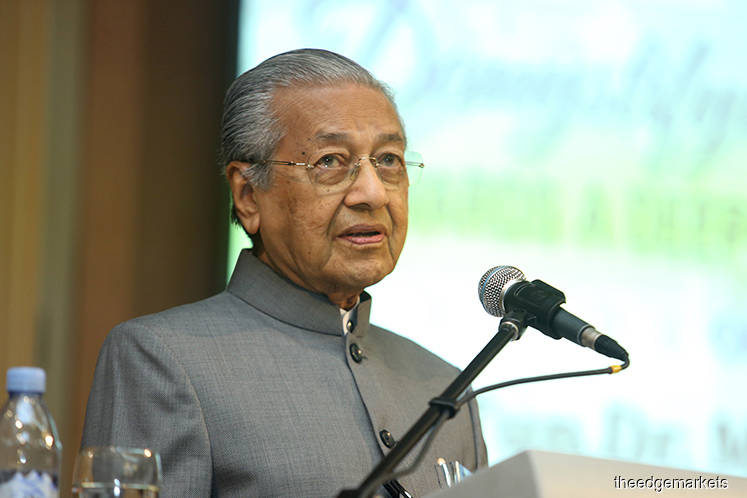 Dr M: Solution needed 'but we have to be frank' in India palm oil row