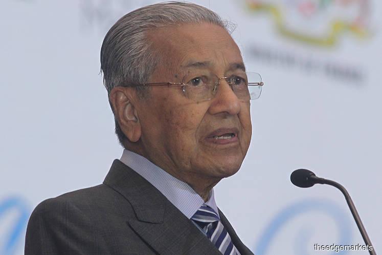 Mahathir compares US killing of Iran general to Khashoggi case