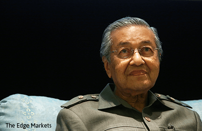 Dr Mahathir predicts A-G will ignore MACC findings on RM2.6 bil