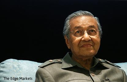 Dr Mahathir quits Umno over Najib