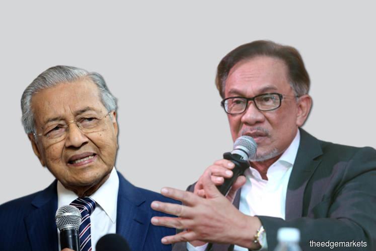 Mahathir and Anwar in new showdown amid Malaysia's turmoil