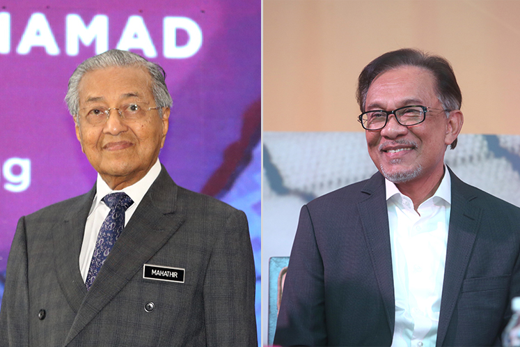 The race to lead Malaysia comes down to two long-time rivals