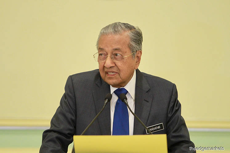 Dr Mahathir to meet China's leaders tomorrow on palm oil and ECRL