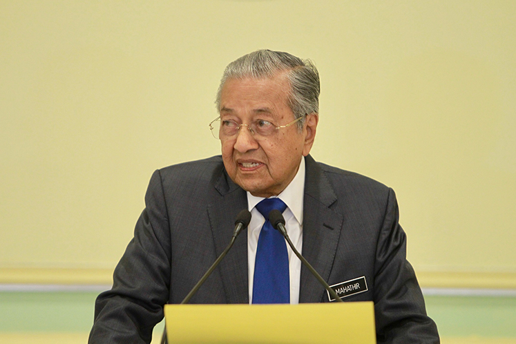 Executive Secretary not provided for in Bersatu constitution — Dr Mahathir