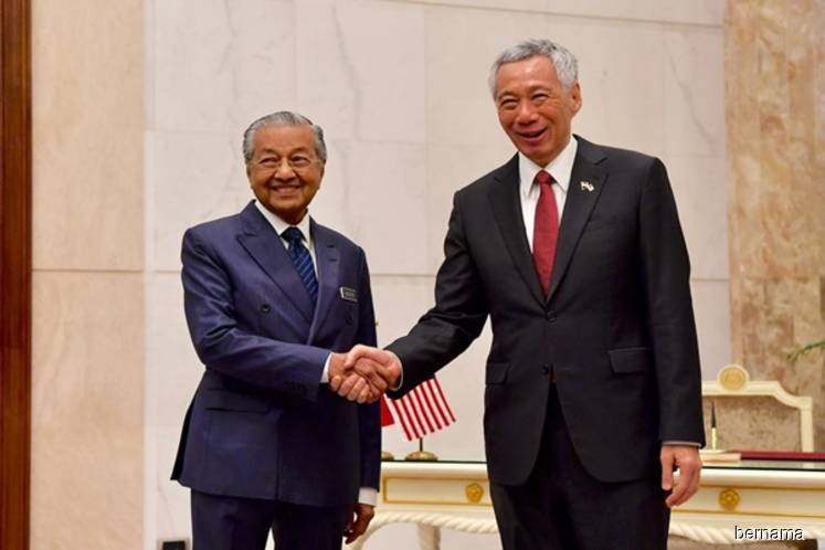 Malaysia, Singapore commit to resolve maritime and airspace boundary issues amicably
