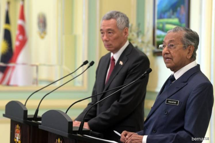 Malaysia may resort to arbitration to resolve water price dispute with Singapore