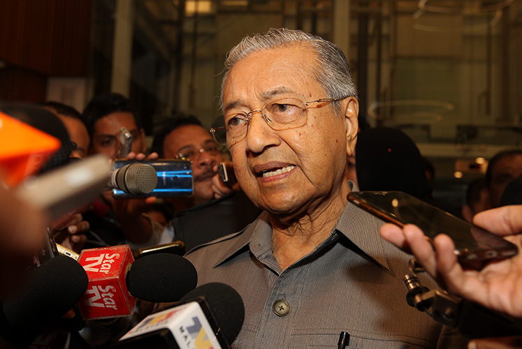 Dr Mahathir arrives in Hangzhou to kick off five-day China visit