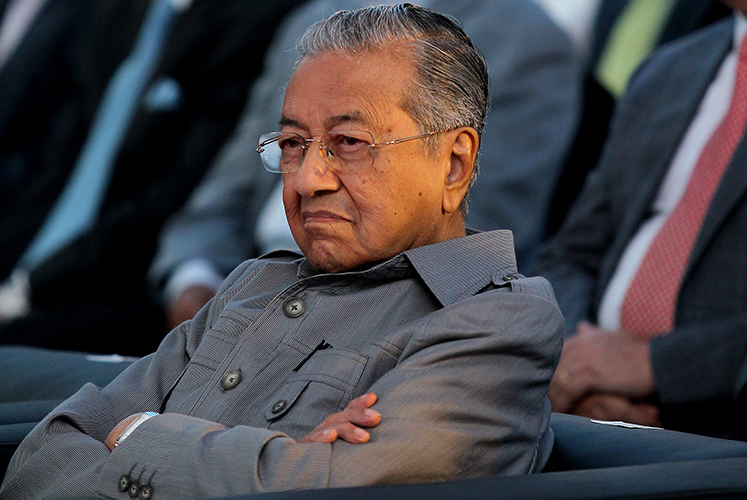 Govt awaits approval from Malay rulers on new Chief Justice — Mahathir