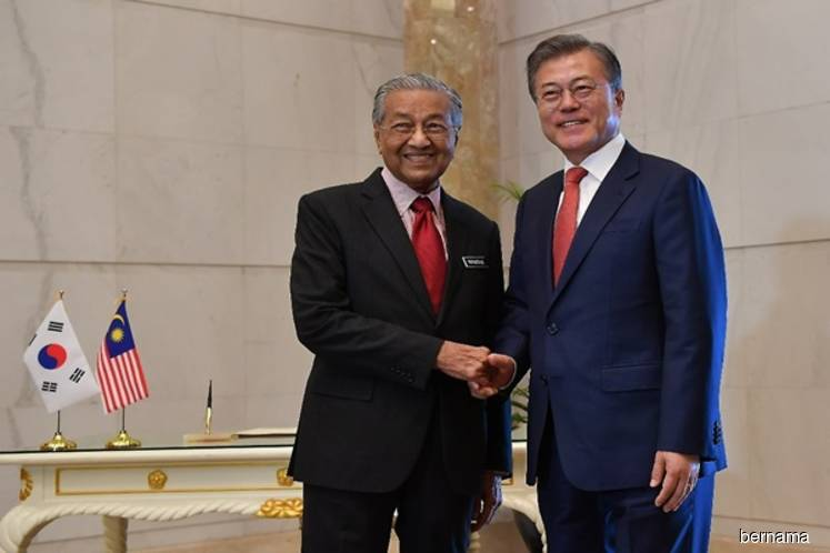 Malaysia to send more students to South Korea — Mahathir