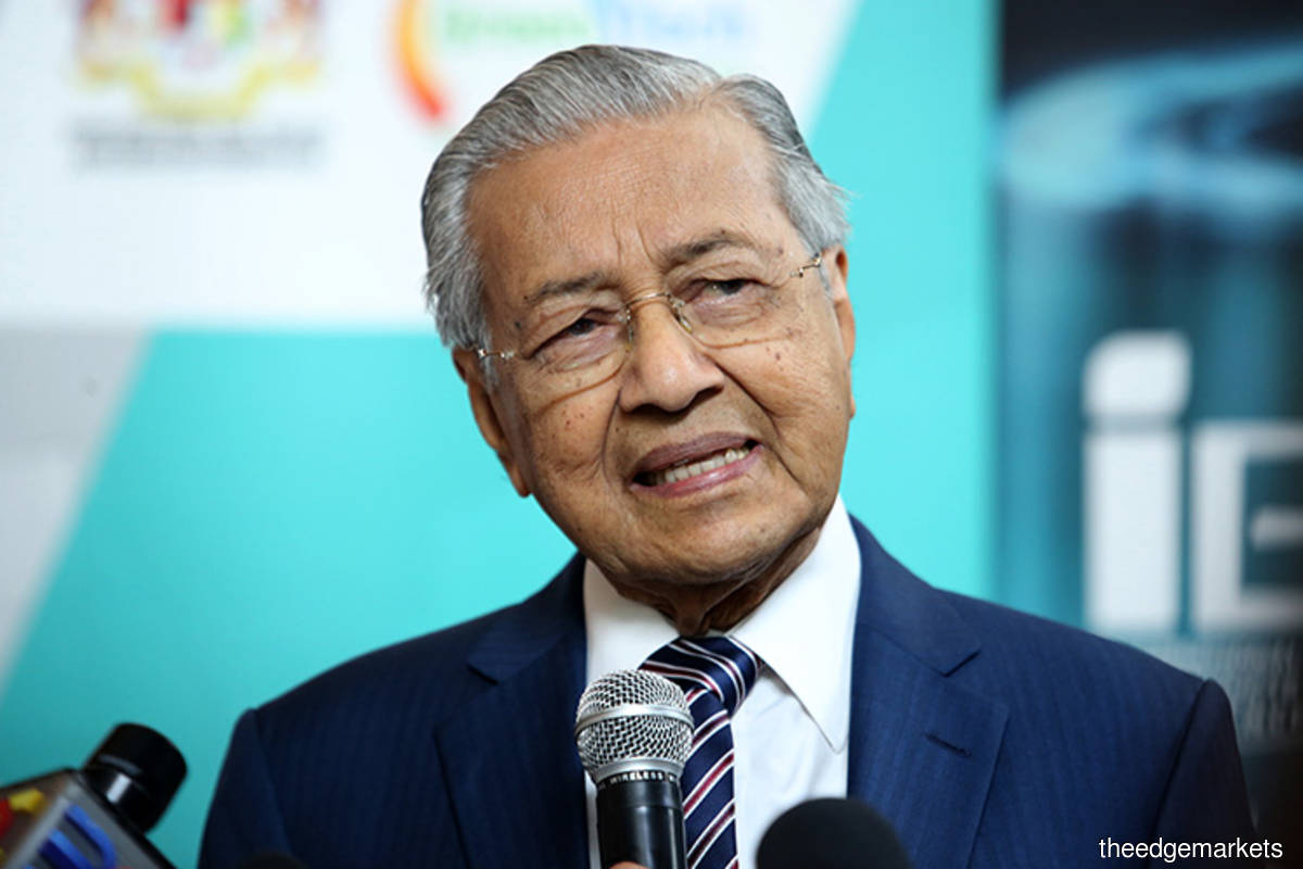 Pejuang will heed King's advice to ensure political stability — Dr Mahathir