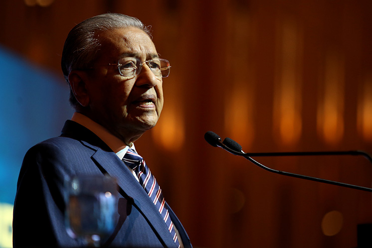 Up to State Govts how they spend financial allocations provided to them — Tun Mahathir