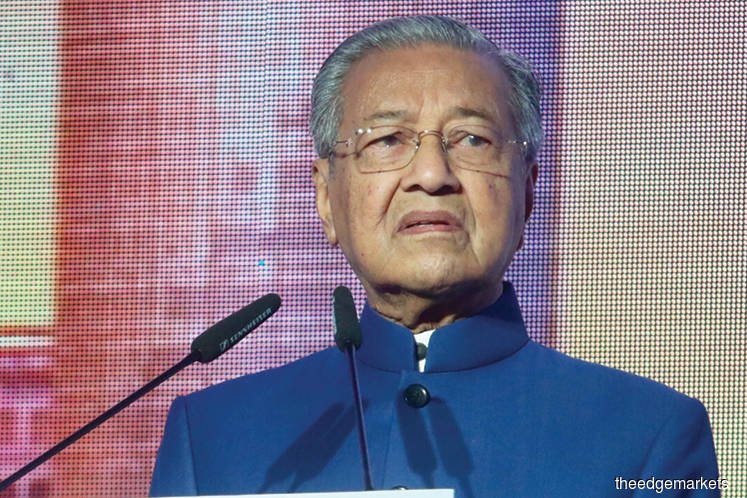 We will find Jho Low, says Dr M