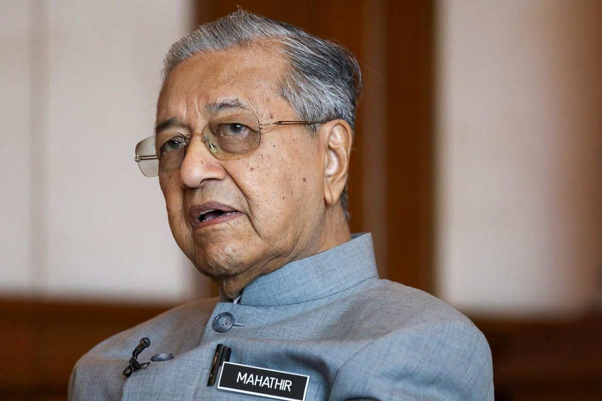 Malaysia cannot continue to depend on FDI, says Dr Mahathir