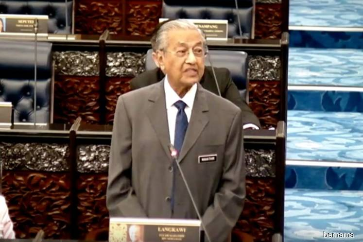 Making CEP report public may expose Putrajaya to legal actions, says Dr M