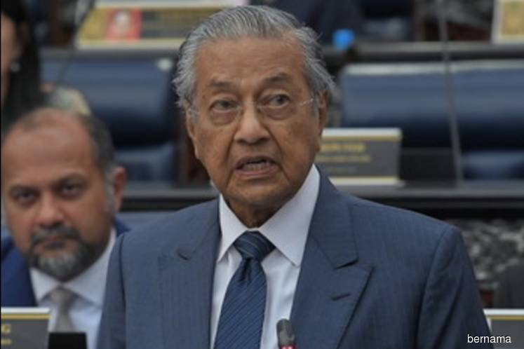 Dr M: Action will be taken against Najib for violating embargo on Felda white paper