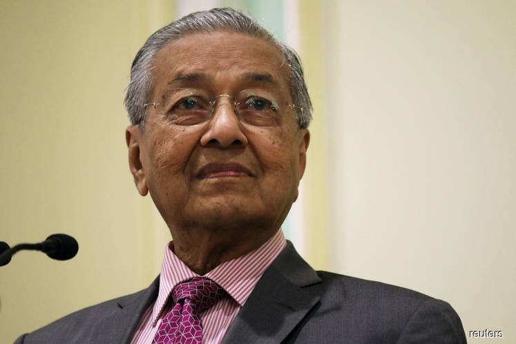 Dr Mahathir hopeful of 1MDB settlement with Goldman soon