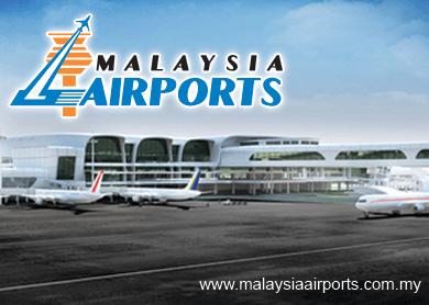 乘客流量连跌3个月 大马机场跌0.88%