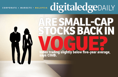 Are small-cap stocks back in vogue?