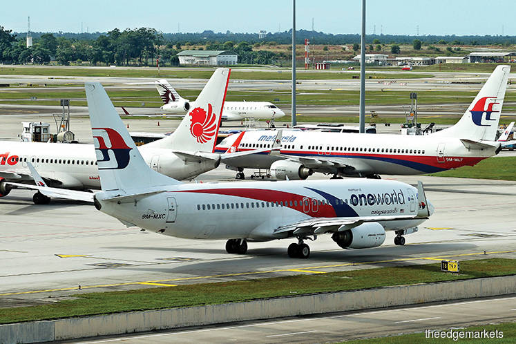 MH360 turned back in mid-air because of landing gear issue -- Malaysia Airlines