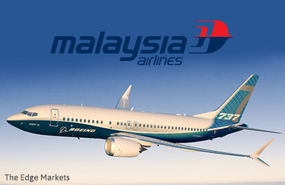 Malaysia Airlines inks US$5.5 bil deal to buy Boeing 737 MAX aircraft
