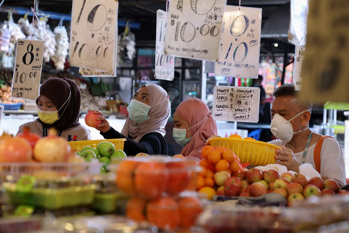 Malaysia records 1.2% fall in wholesale, retail trade sales for November 2020