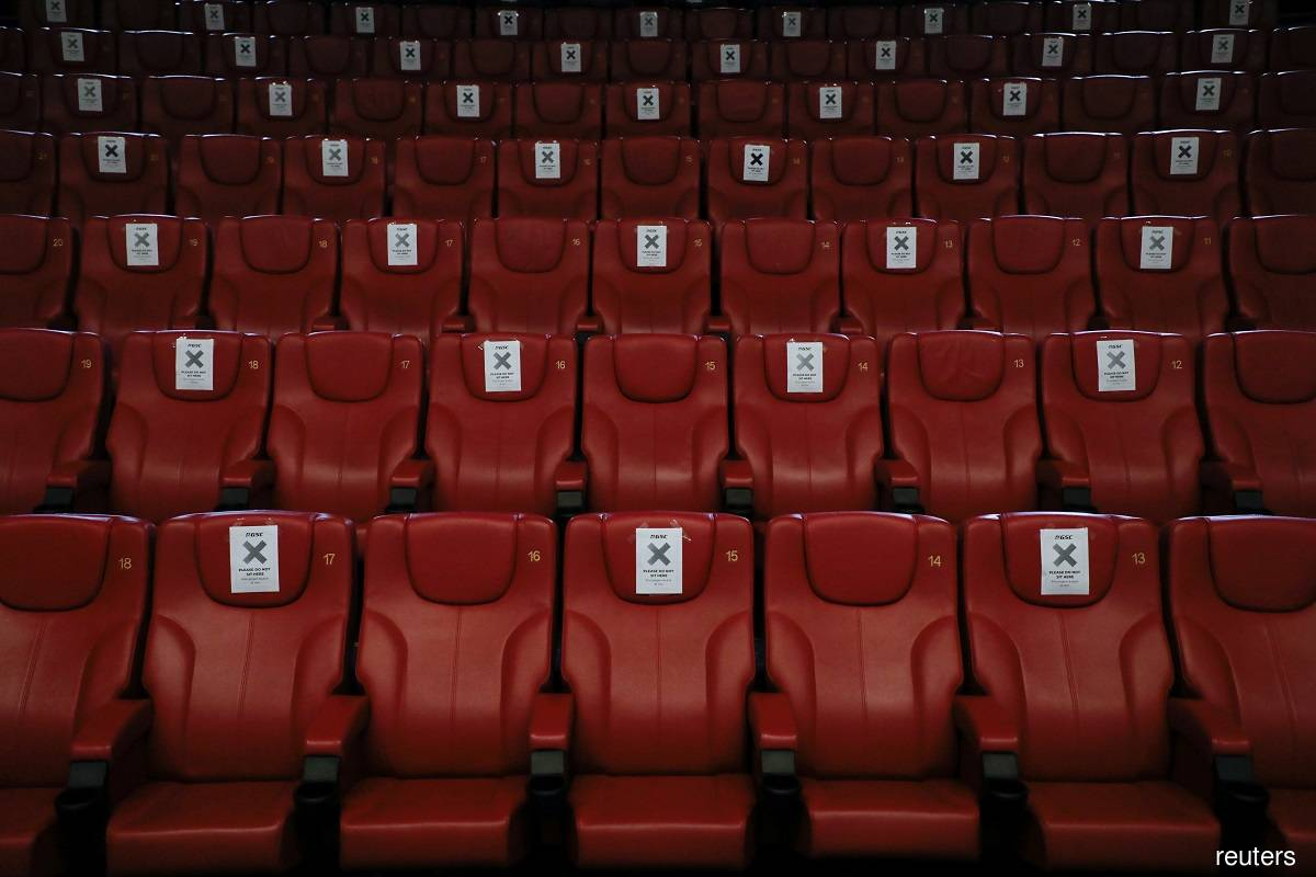 Malaysian cinemas to temporarily suspend operations from November