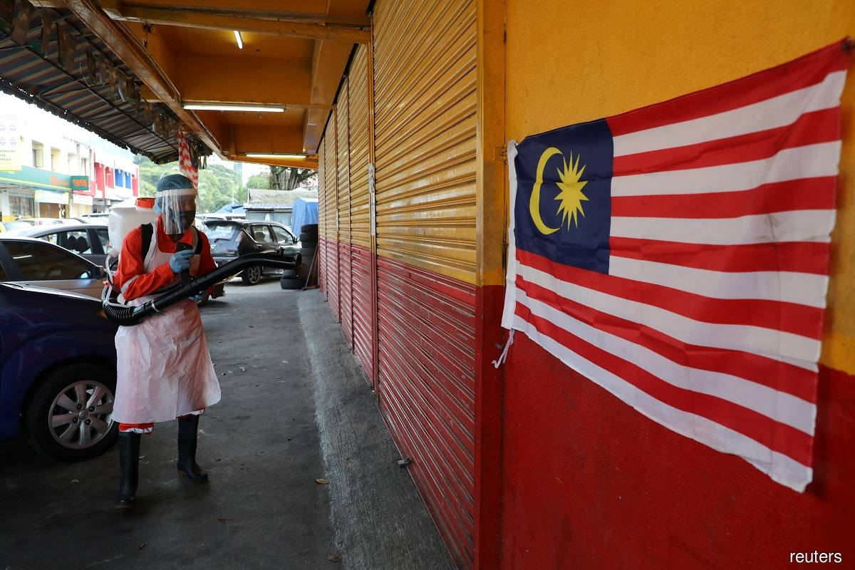 Covid-19: Eight deaths, 9,202 active cases as Malaysia reports 823 newly infected persons