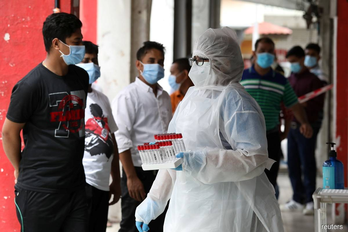 Malaysia records 1,304 new Covid-19 cases; Klang Valley sees spike with 567 cases