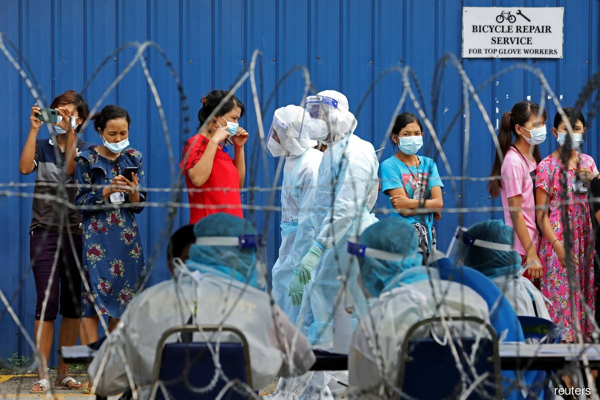 Teratai cluster linked to Top Glove dormitories records almost 1,500 Covid-19 cases — MoH