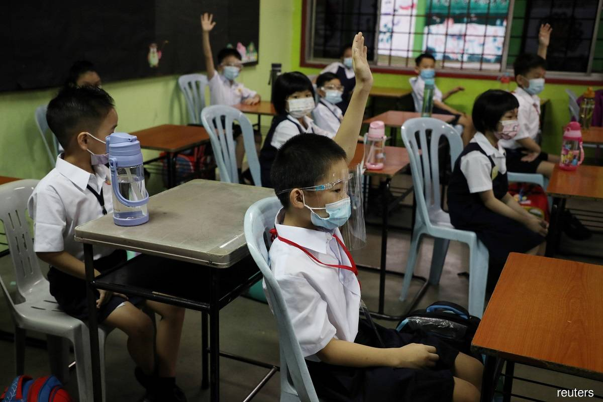 Schools with even one Covid-19 case must close for at least two days, says deputy education minister